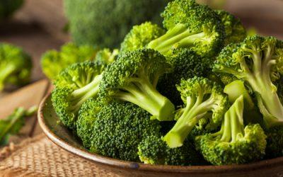 Consume brócoli y lleva una dieta sana